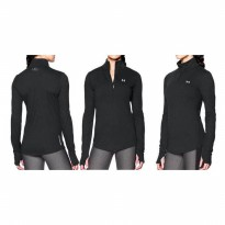 Jaket / Sweater / Manset Baselayer Cewek Lari / Fitness / Running