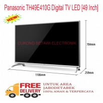 Panasonic TH49E410G Digital TV LED 49 Inch-Promo