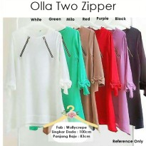 Olla Two Zipper