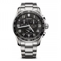(LIMITED) Victorinox Men's 241650 Chrono Classic