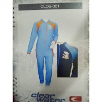 Baju Renang Diving Anak Panjang Clear water