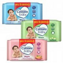 Cussons baby Tissue buy 1 get 1