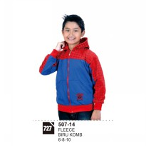 JAKET SPIDERMAN ANAK 507-14