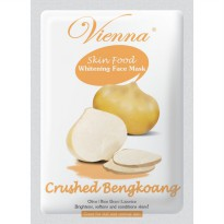VIENNA Skin Food Face Mask