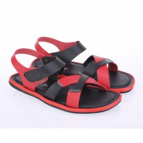 Catenzo Junior Sandal Casual Anak CHMx037 Black Red