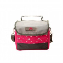 (LIMITED) Tas Bayi Shimmer Lunch Box Pink Moms Baby MBT7101