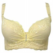 Push Up Bra Wanita Bralette 36/80 C - Cream