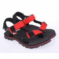 Catenzo Junior Sandal Adventure CJJx002 Hitam Merah