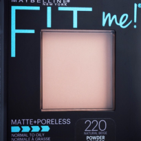 Maybelline Fit Me Matte Poreless Powder
