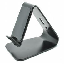 Universal Nano Micro Suction Stand for Tablet PC and Smartphone - Hitam