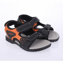 Catenzo Junior Sandal Casual Anak CRNx205 Black comb