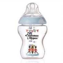 Tommee Tippee Bottle 260 ml Limited Edition Royal Baby - Blue
