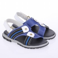 Catenzo Junior Sandal Casual Anak CTUx089 Blue Comb