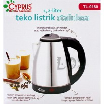 [Limited] Cyprus Electric Kettle TL-0180 (00312.00008) (+BB5)