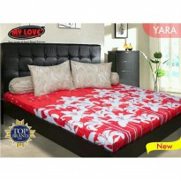 (DISKON) Sprei My Love Yara King No 1 - 180x200