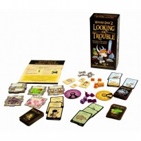 (DISKON) Munchkin Quest 2 Looking for Trouble (Expansion Set)