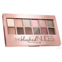 Maybelline The Blushed Nudes Pallet-Pink