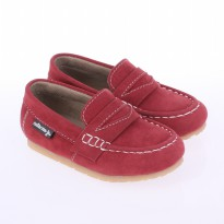 Catenzo Junior Sepatu Slip-on  Baby CYTx006 Red