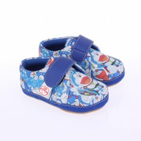 Catenzo Junior Sepatu Slip-on  Baby CHYx043 Dori-Dori Blue