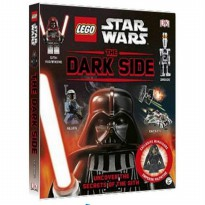 (LIMITED) Lego Book Star Wars : The Dark Side (include exclusive