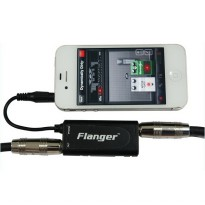 Converter Gitar ke iPhone/iPad - Flanger
