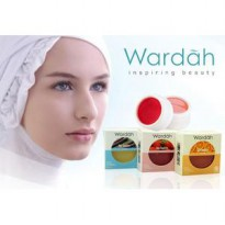 Wardah Lip Balm - 2pcs