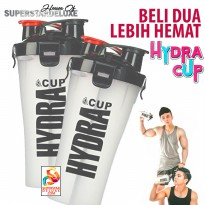 COUPLE PROMO Hydra Cup Dual Shaker (BESTSELLER)