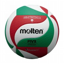 BOLA VOLLY/VOLI/VOLLEY MOLTEN V5 M5000