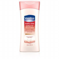 Vaseline Healthy White Perfect 10 Lotion 200ml