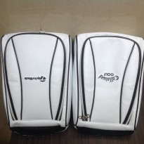 Golf Shoes Bag Premium White