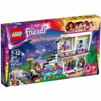 (DISKON) Lego Friends 41135 Livi's Pop Star House