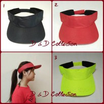 Topi Caddy Golf / Topi Tenis / Topi Outdoor
