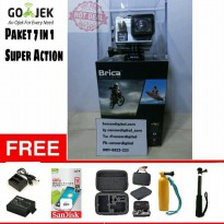 RESMI - Brica Bpro-5 Alpha Edition Mark Ii / Brica Bpro5 4k Paket Super Komplit