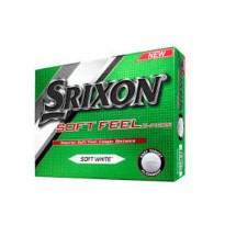 Bola Golf Srixon Softfeel White