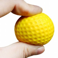 Golf Ball Foam Swing Indoor Practice - Bola Golf latihan swing