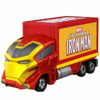 Tomica Marvel Tune Evo 2.0 Masked Carry Iron Man