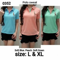 Polo Sweat 0352