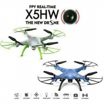 (READY) Free Ongkir !! The New Drone Syma X5HW 2MP Wifi