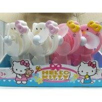 Kipas Angin Manual Pompa Tangan Hello Kitty