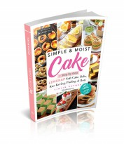 Buku Simple Dan Moist Cake : Resep Hits di Instagram Ti