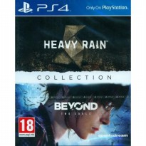 (DISKON) Kaset PS4 Heavy Rain and Beyond: Two Souls Collection Reg 2