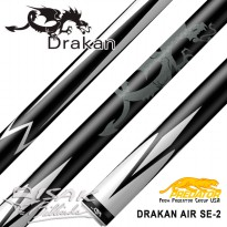Drakan Air SE-2 Pool Cue by Predator USA - Stik Biliar Billiard
