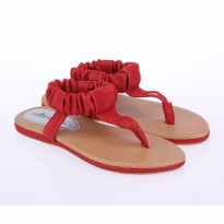 Catenzo Junior Sandal anak Cewek Kasual CAHx229 Red Comb
