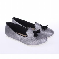 Catenzo Junior Flat Shoes Anak CPIx210 Silver