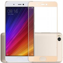 HMC Xiaomi Mi Note / Pro / Bamboo 5.7' - 2.5D Full Screen Tempered Glass + Lis Emas
