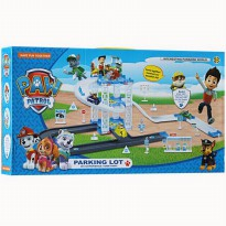 (LIMITED) PAW PATROL PARKING LOT ZY-598 - GEDUNG PARKIRAN