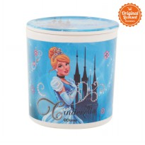Cinderella Mug melamine with Coaster