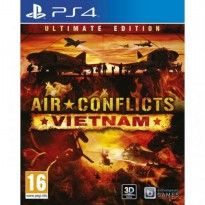 (READY) Kaset BD Game PS4 Air Conflicts Vietnam Ultimate Edition