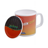 Disney Zootopia Mug with Coaster
