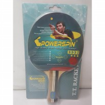 Bat Ping Pong Powerspin Power Spin 3002 3 STAR